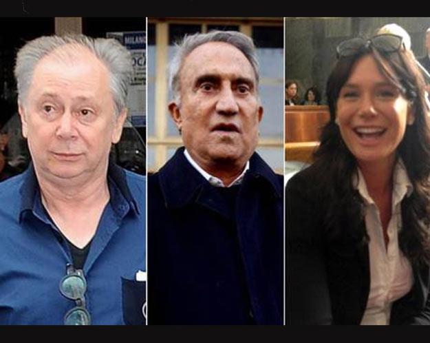 Ruby bis: Emilio Fede e Lele Mora condannati a 7 anni, Nicole Minetti a 5 anni