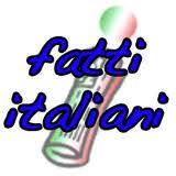 FATTI ITALIANI: politica  oggi  e cultura  anno zero