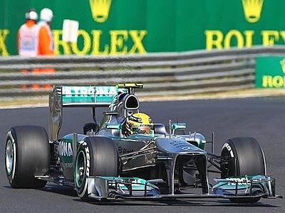 F1, Gp d'Ungheria: trionfa Hamilton davanti a Raikkonen e Vettel. Alonso 5°