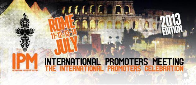 Roma diventa capitale mondiale della musica con la terza edizione dell'IPM, International Promoters Meeting