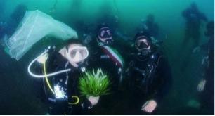 Napoli: matrimonio celebrato a 15 metri di profondità, alla presenza di 40 invitati