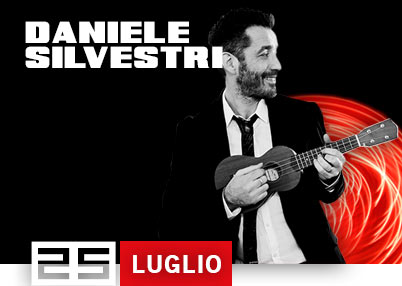 """Live 2013"", Daniele Silvestri all'Ippodromo delle Capannelle"