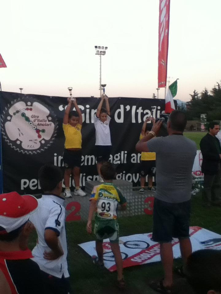 Colleferro, Trofeo Vincenzo Canali: è una festa per i baby-ciclisti!