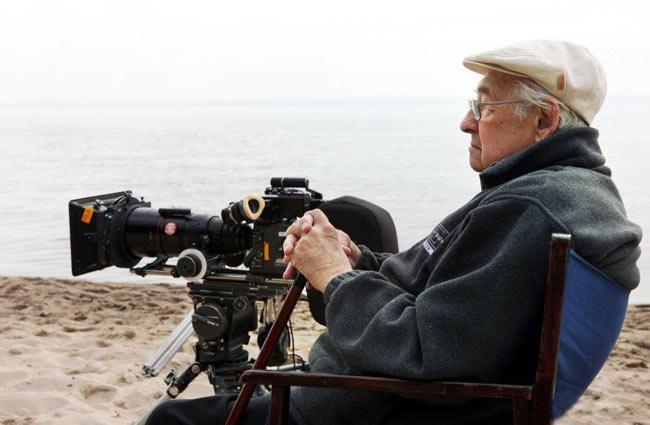 70esima Mostra Internazionale d'Arte Cinematografica di Venezia: premio Persol 2013 al regista polacco Andrzej Wajda