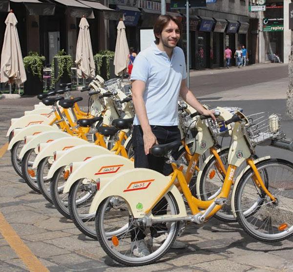 BikeMI a prezzo scontato per chi rimane in città