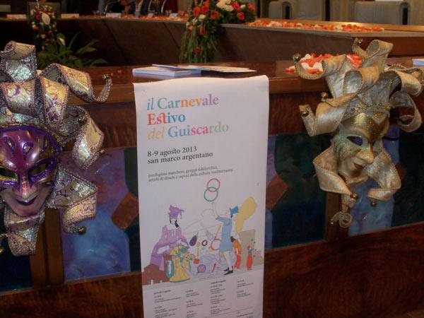 Carnevale estivo del Guiscardo a San Marco Argentano (Cs)