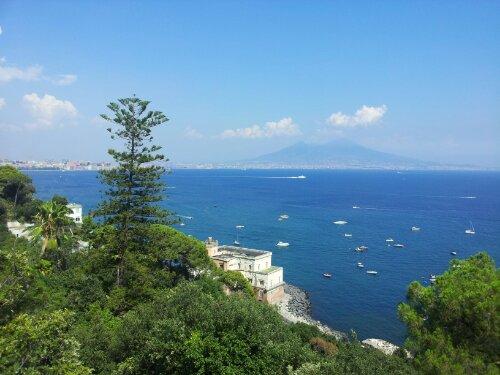 Giro d'Italia: Marco arriva a Napoli e cerca ospitalità!