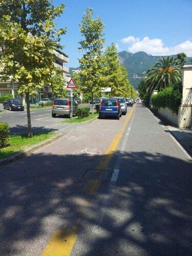 Marco Invernizzi si gode il Lardo di Colonnata! Piste ciclabili: non è un paese per cicloamatori!