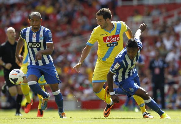Amichevoli internazionali: brutte sconfitte per Inter e Napoli