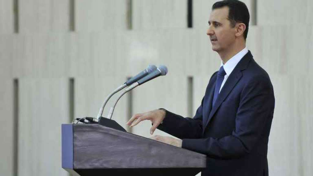 Siria, Assad e il pugno di ferro: 'Guerra unica soluzione'