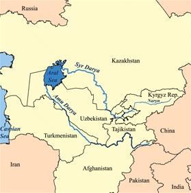 L'acqua è la nuova sfida dell'Asia Centrale