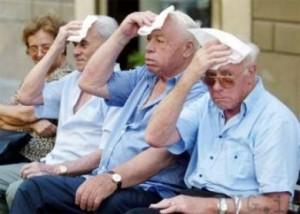 Grande caldo in Campania: la protezione civile lancia l'allarme…