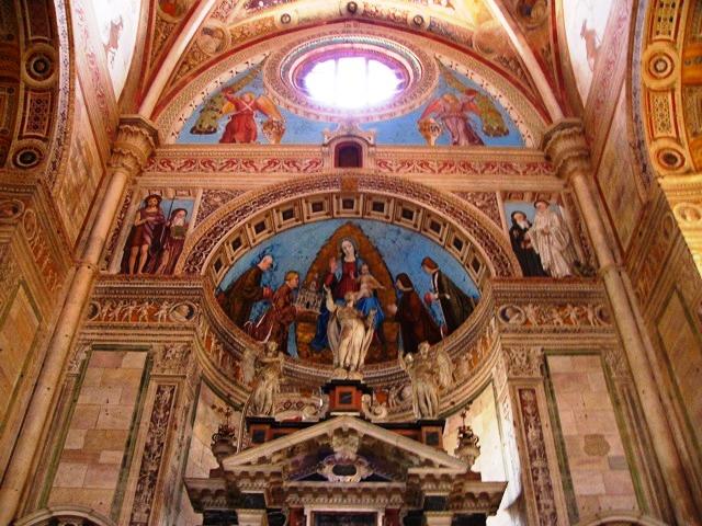 Gite gratuite del Comune per gli anziani. Oggi: Certosa Pavia e Grazzano Visconti