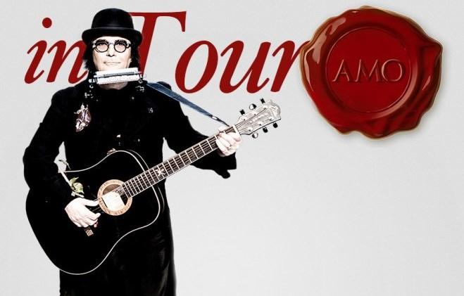 Riparte a grande richiesta l'Amo Tour di Renato Zero