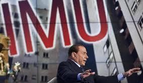 Berlusconi irremovivile sull'IMU; Non verremo mai meno al nostro impegno