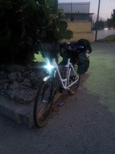 """Giro d'Italia, tappa in notturna. Marco: """"La traversata è stata assolutamente fantastica!"""""""