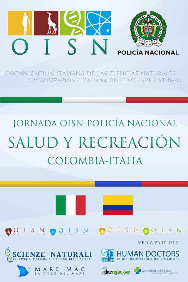 L'OISN (Organizzazione Italiana delle Scienze Naturali) esordisce in Colombia