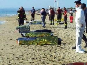 ++ Immigrazione: sbarco a Catania, 6 morti ++