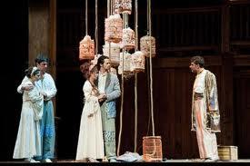 Sogno di una notte di mezza estate incanta Villa Borghese al Globe Theatre