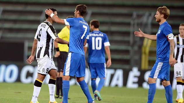 L'Udinese fa pari e saluta l'Europa League in anticipo…