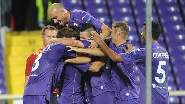 Europa League: Fiorentina incontenibile: tre gol stendono il Pacos Ferreira