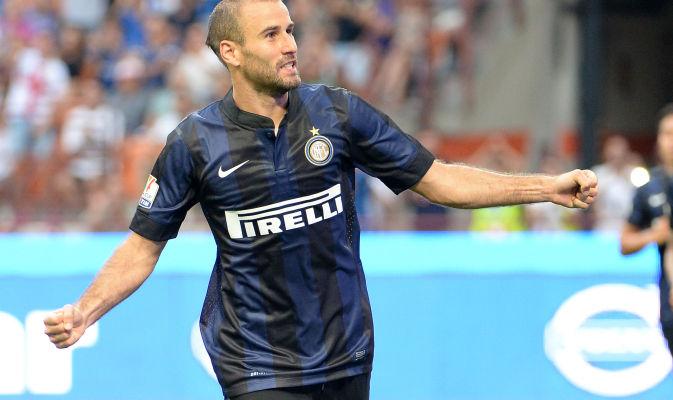 L'Inter travolge il Catania: 3-0 firmato Palacio, Nagatomo e Alvarez