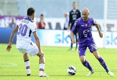 Il Cagliari frena la Fiorentina:1-1 all'Artemio Franchi