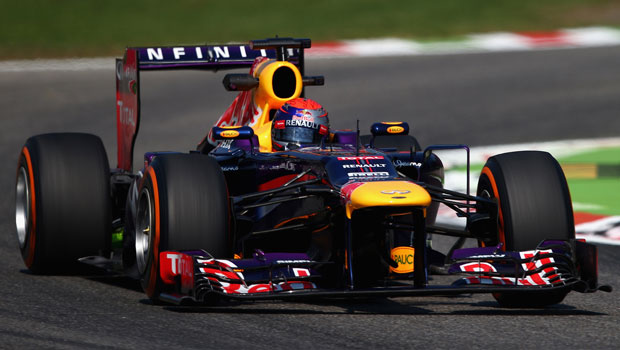 F1, Monza: Vettel domina, Alonso 2°