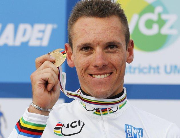 Vuelta a España: finalmente Philippe Gilbert!