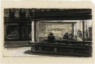 Hopper Drawing: esplorazioni artistiche nel silenzio del reale.