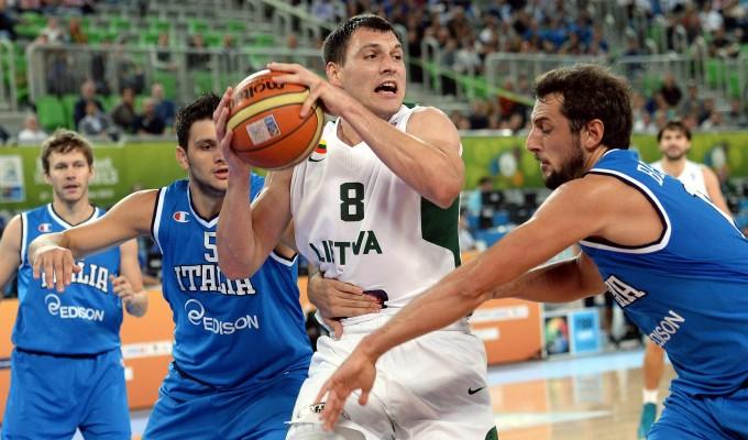 Basket, Europei: Italia ko con la Lituania, sfuma il sogno semifinale