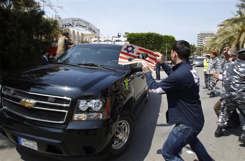Libano: evacuata parzialmente l'ambasciata americana