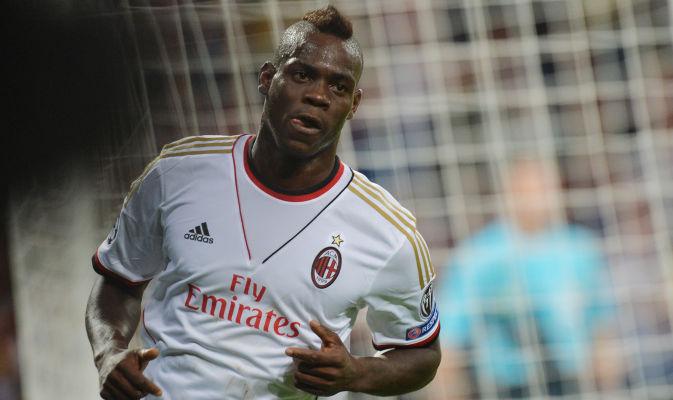 Balotelli salva il Milan all'ultimo. Con il Toro finisce 2-2