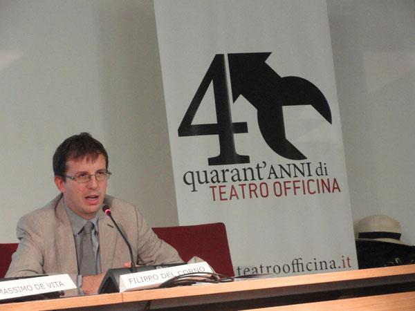 Io sono gli altri: la nuova stagione del Teatro Officina. Il 4 ottobre il primo spettacolo dedicato a Papa Giovanni XXIII