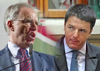 La linea dura di Renzi e la neutralità di Epifani sulla caduta del Cav