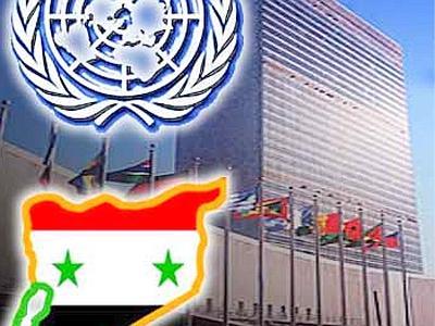 Siria: progressi sul disarmo chimico da parte dell'ONU