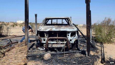 Il terrorismo islamico dichiara guerra nel Sinai