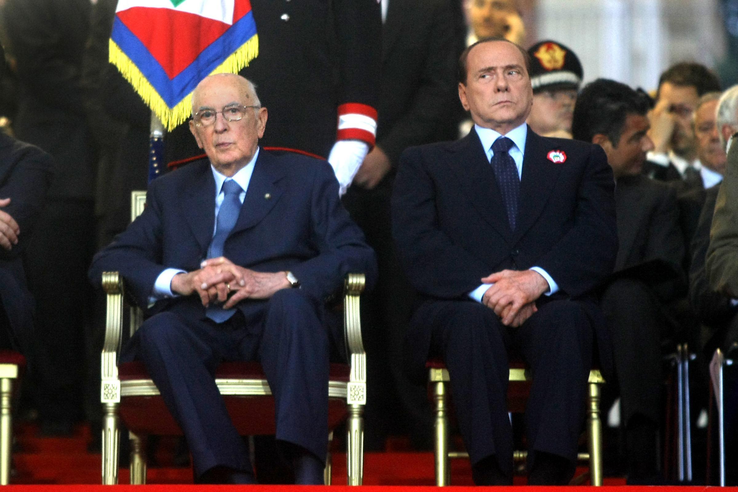 Napolitano: 'basta a conflitti fra politica e giustizia'