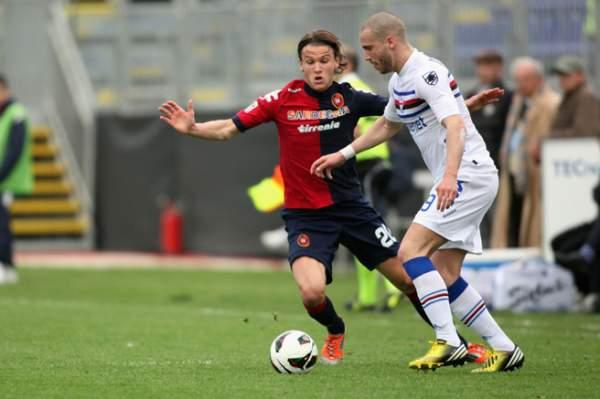 Tutto in 5 minuti: gran finale Cagliari -Samp, finisce 2-2