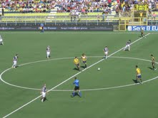 La Juve Stabia pareggia con il Siena e conquista il primo punto della stagione