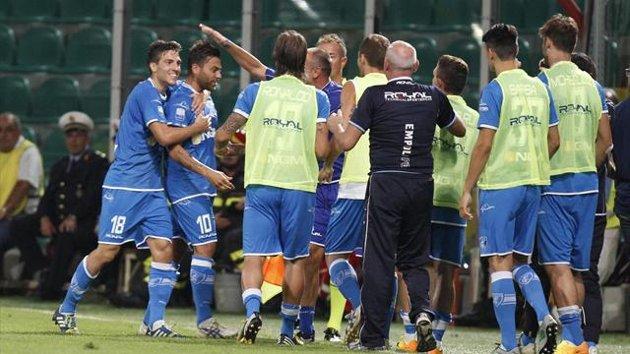 Empoli e Cesena sole in testa. Siena sconfitto a Novara