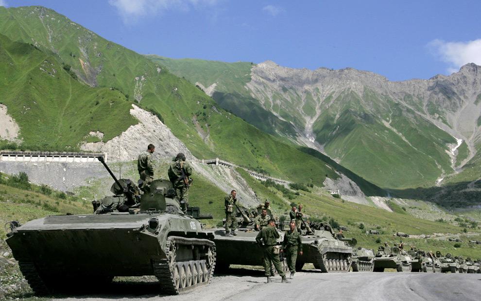 Il ruolo della Federazione Russa in Abkhazia ed Ossezia del Sud