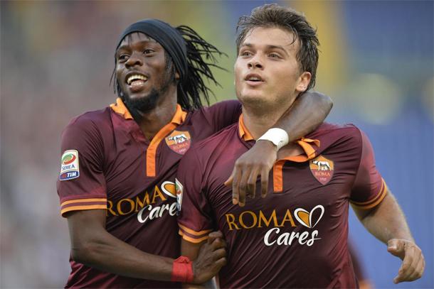 Roma sontuosa… 5 a 0 all'Olimpico. Ancora sola in vetta!