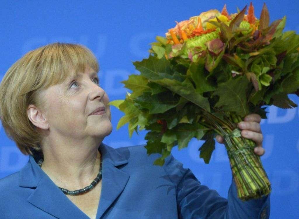 Elezioni in Germania: la Merkel trionfa, in bilico la maggioranza assoluta