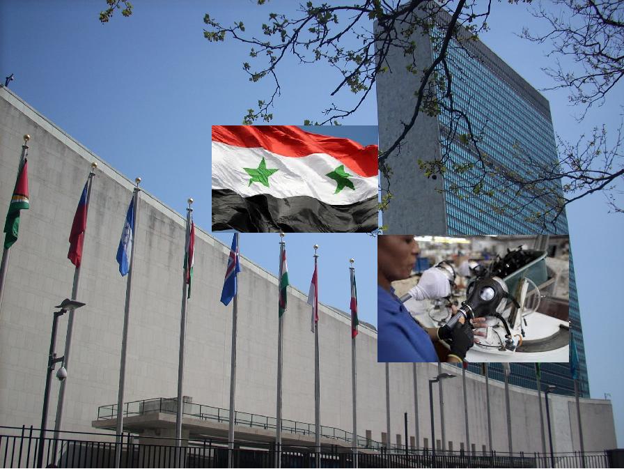 Siria, risoluzione sul disarmo chimico: atteso in serata il voto dell'Onu