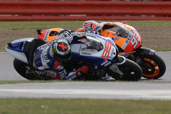 MotoGP, Misano: capolavoro Lorenzo. Rossi quarto