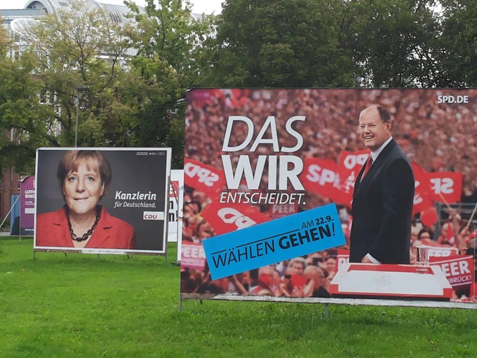 La Germania alla ricerca di una maggioranza