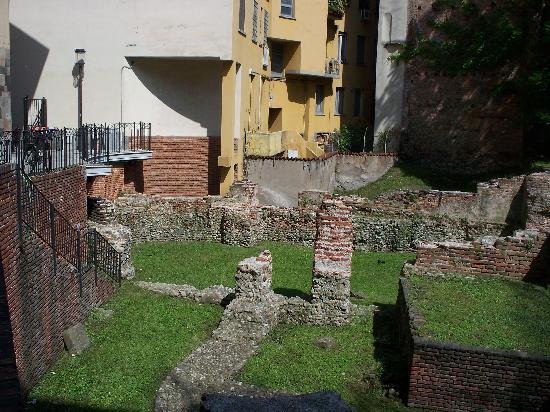 Rinasce la Milano Romana: dalle torri del Museo Archeologico, fino a una grande Zona 30