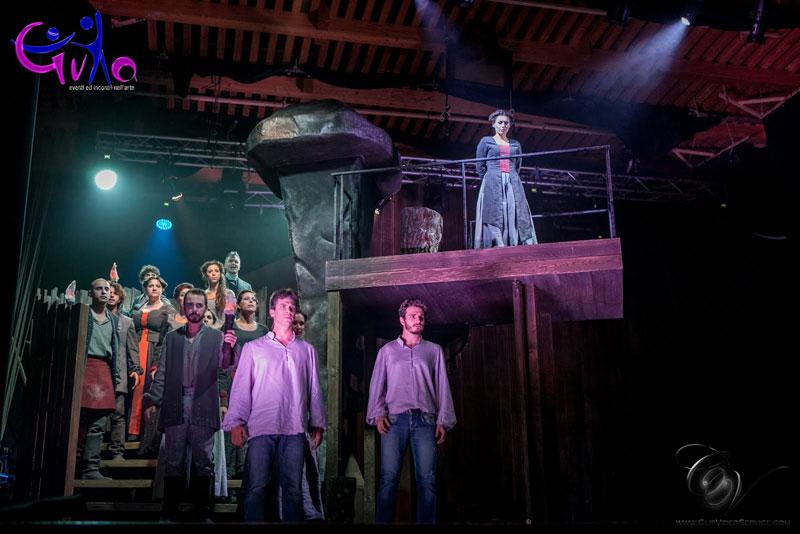 """Teatro Brancaccio, pubblico """"ammaliato"""" dal nuovo musical drama """"L'ultima strega"""""""