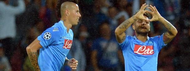 Champions: Napoli e Milan che vittorie! Juve sciupona a Copenhagen